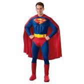 スーパーマン マッスル 衣装、コスチューム 大人男性用 5-3,4