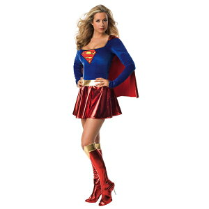 スーパーマン スーパー コスチューム
