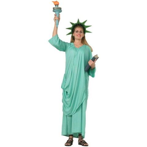 自由の女神 衣装、コスチューム 大人女性用 アメリカ