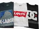 メンズ☆有名人気ブランド半袖Tシャツが3枚入った福袋♪...