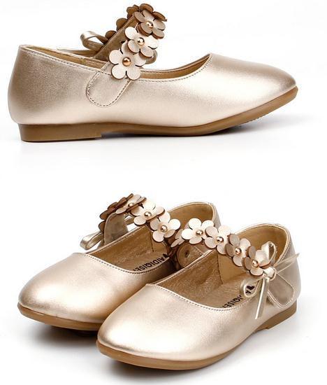 4色展開ゴールド/ブラック/ホワイト/レッド子供靴フォーマルゴールド/白/黒フォーマル靴フォーマルシ
