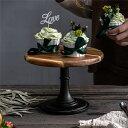 S/M/L トレー ケーキスタンド グッチーニ 食器 デザイン雑貨 テーブルウェア 店舗 キッチン雑貨 イタリア ギフト お祝い 贈り物 ケーキカバー ケーキドーム プレート デザートプレート お菓子 ドルチェ フルーツ 1段 かわいい 動物