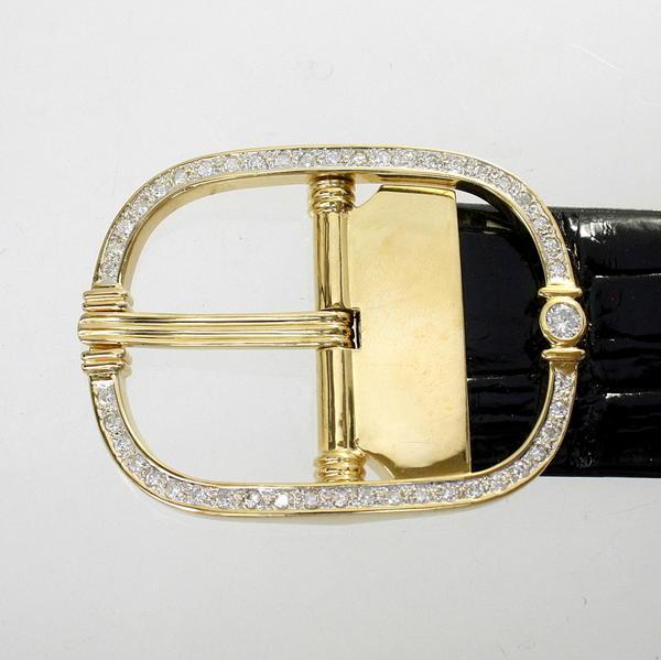 【中古】 18金 ダイヤ 0.37ct 1.47...の商品画像