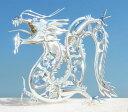 誕生日プレゼント 男性/女性スワロフスキー SWAROVSKI クリスタル 最強縁起物/白龍の置物ま