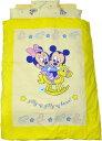 【ミッキーマウス】洗濯OKディズニーベビー布団セット8点【あす楽対応_近畿】【smtb-KD】
