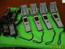 【中古】KEYENCE BT-1500x4台 充電器x4台 セット 2次元コードハンディターミナル 簡易チェック済み B7160