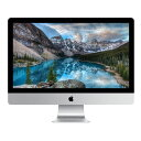 iMac Retina 5Kディスプレイモデル MK462J/A [3200]メモリー増設済み16GB