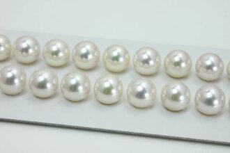 8.5-9 毫米珍珠部分梨鬆散 Akoya 珍珠花珍珠珍珠耳環或 piaswhitepinkcolorakoya 這珍珠的禮儀場合