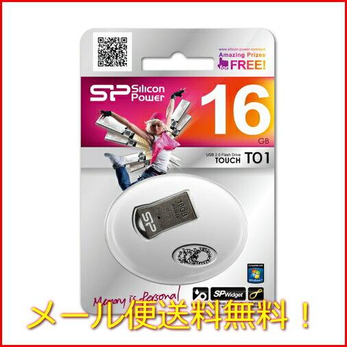 USBメモリー 16GB Touch T01 シ...の商品画像