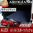 AUDI アウディ A1 ラゲッジマット(トランクマット) 2011年1月?