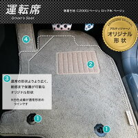 レクサスNXフロアマット+トランクマットFSPORT(Fスポーツ)対応