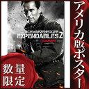 ショッピングダブル 【映画ポスター】エクスペンダブルズ2 (アーノルドシュワルツェネッガー)/DS