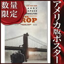 ショッピングステッカー 【映画ポスター】クライムヒート (トムハーディ) /ADV-DS