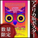 ショッピングUNDER 【映画ポスター】UNDER THE ELECTRIC SKY (カルヴィンハリス/アヴィーチー) /DS