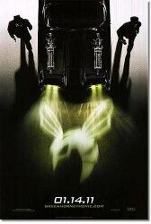 ★人気ドラマのリメイク★■先行告知版■ [映画ポスター] グリーン・ホーネット (THE GREEN HORNET) [ADV-DS]