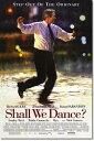 ショッピングダンス 【映画ポスター】 Shall we Dance? シャル・ウィ・ダンス?(リチャード・ギア) /A-DS