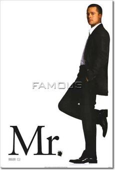 Mr. & Mrs. スミス