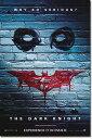 ショッピングフィギュア 【映画ポスター】 ダークナイト (ジョーカー/ヒース・レジャー) /IMAX版 ADV-A-DS