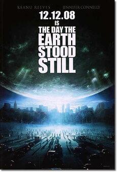 ■ 映画名: 地球が静止する日 (THE DAY THE EARTH STOOD STILL) ■ 出演者: キアヌ・リーヴス/ジェニファー・コネリー/キャシー・ベイツ/ジョン・クリーズ/ジェイデン・クリストファー・サイア・スミス/ジョン・ハム/アーロン・ダグラス