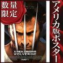【映画ポスター】 ウルヴァリン:X-MEN ZERO (ヒュージャックマン)/REG-DS