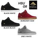 全4色 スケートボード エメリカ 2016 EMERICA HSU G6 【 P20Aug16 】