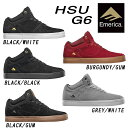 全5色 スケートボード エメリカ 2016 EMERICA HSU G6