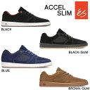 全4色 スケートボード シューズ スニーカー エス アクセル 2016 'es Accel SLIM