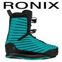 ウェイクボード ロニックス ブーツ 2018 RONIX ONE BOOT MINT