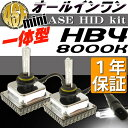 送料無料 ASEオールインワンHIDキットHB4 35W8000K 1年保証付のHIDキット HB4 高品質HID キット HB4 日本語取説付HIDキット HB4 as90198K