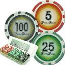 本格カジノチップ100枚セットB プライムポーカーカジノチップ ポーカーチップ 遊べるポーカーカジノチップ 雰囲気出るポーカーチップ A..