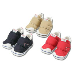 [baby gift] Miki house / baby shoes second shoes ★( 14cm - 14.5cm) [RCP1209mara]