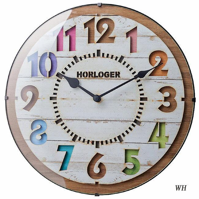 : 電波時計 壁掛け アンティーク