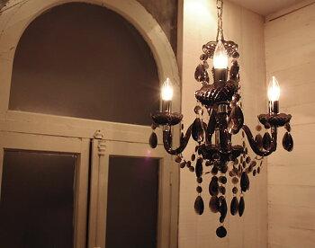 3灯シャンデリアMAESTROディクラッセデザイナーズ照明