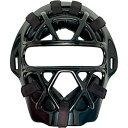 [SSK]エスエスケイ 軟式用マスク(A・B 号球対応)(CNM2010S)(90)ブラック