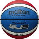送料無料(※沖縄除く)[molten]モルテンバスケットボール検定5号球GJ5(BGJ5C)