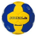 [Mikasa]ミカサソフトタイプ フットサルボール ジュニア用(FLL300WBY)(00)ホワイト/ブルー/イエロー