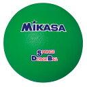 [Mikasa]ミカサスポンジドッジボール 重量約135g(STD18)(G)グリーン