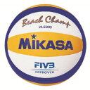 送料無料(※沖縄除く)[Mikasa]ミカサビーチバレーボール 国際公認球(VLS300)(00)