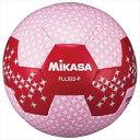 [MIKASA]ミカサフットサル レジャー用4号球(FLL522-P)ピンク