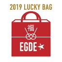 EGDE← 2019 LUCKY BAG アンダーウェアetc 福袋 5点セット