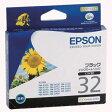 EPSON ICBK32 【新品】【純正品】077◆ エプソン ICBK32 (ブラック) 純正インクカートリッジEPSON純正インク エプソン純正インク