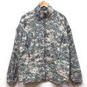 【送料無料】新品◆実物 米軍 ECWCS GEN3 Level4 ACU ウインドジャケット デジタル迷彩 ♪ミリタリー カモ 軍物 装備品 アウトドア アメリカ軍 US