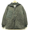 新品◆実物 ドイツ軍 キルティングライナージャケット 1990年代♪軍物 アウター 防寒 ミリタリー 連邦軍 ジャンパー アーミー