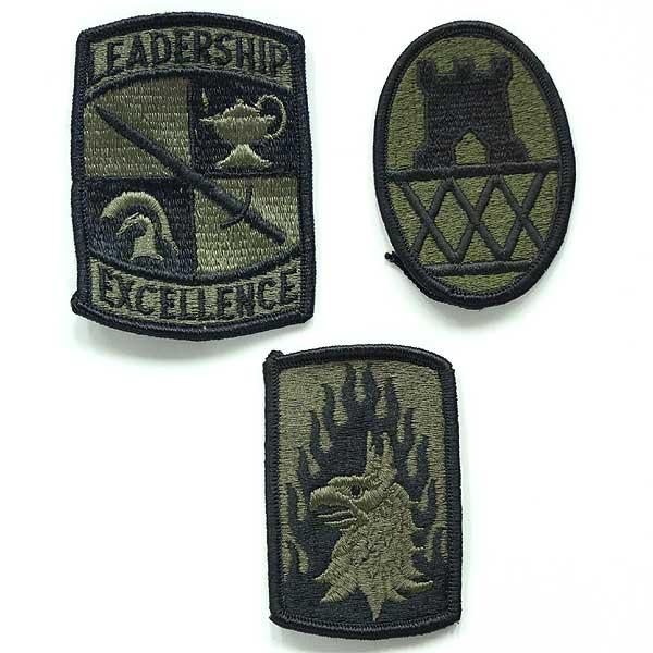 新品◆アメリカ軍 ミリタリー刺繍ワッペン♪パッチ 空軍バイカー ARMY 軍物 ストリート バイク サバゲ ポリス NAVY