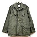 新品◆実物 オランダ軍 フィールドジャケット オリーブ♪デッドストック ミリタリー アーミー 軍物 ...