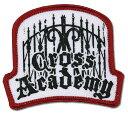 ヴァンパイア騎士 黒主学園 アイロンワッペン グッズ 6-10cm 北米版
