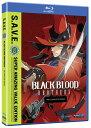 BLACK BLOOD BROTHERS 廉価版 BD 全12話 290分収録 北米版