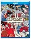 犬夜叉 劇場版 BD 全4作 380分収録 北米版