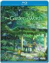 言の葉の庭 劇場版 BD (46分収録 北米版 02 Blu-ray ブルーレイ)
