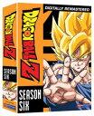 ドラゴンボール Z (デジタルリマスター) 6 DVD 166-194話 685分収録 北米版
